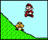 Super Mario Brothers 3 :: You are Mario! Run through the map and destroy your enemies by jumping on them!