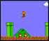 Super Mario Brothers :: You are Mario!  Run through the map and destroy your enemies by jumping on them!